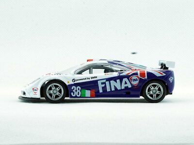 1/43 BMW Mclaren F1 GTR Diecast Car Metal Racing Toy collection limited White for sale  Shipping to Canada