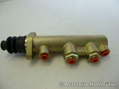 Hauptbremszylinder zweikreis Multicar M25 CZ Ausführung NEU