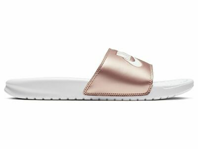 Nike Benassi Just Do It Damen Dusch & Badeschuhe Pool Slide 343881-108