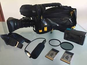 Panasonic AG-HPX 372EN P2 broadcast camcorder in new condition Buderim Maroochydore Area Preview