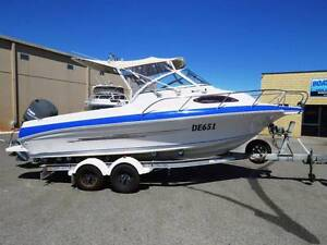 Haines Signature 600F THE ULTIMATE FAMILY FISHING ALL ROUNDER Wanneroo Wanneroo Area Preview