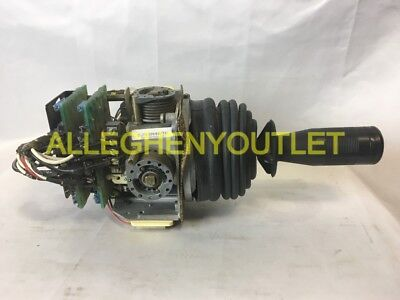 Oem Controls Inc Joystick Control Assembly Ejs3m4695 Like New