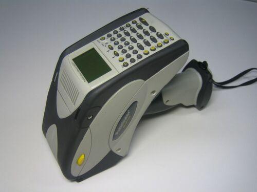 Paxar Monarch Pathfinder 6039 Barcode Printer Scanner M06039