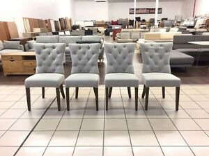 VICTORIA DINING CHAIRS ($200 EACH) Carindale Brisbane South East Preview