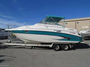 GLASTRON GS 249 CRUISER BIG VOLUME BOAT PRICED TO SELL Wangara Wanneroo Area Preview