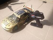 1/10 POST 5 HBX 4WD RC CAR WITH REMOTE CONTROL & RECARGABLE BATT Karama Darwin City Preview