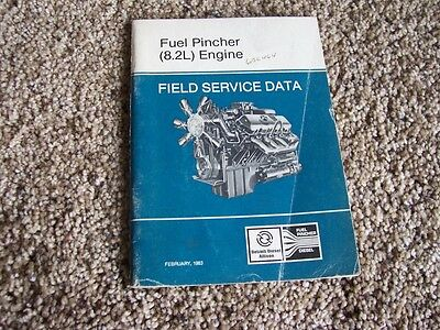 Detroit Diesel Series 110 Engine Shop Service Repair Manual 2 Stroke 6 Cylinder