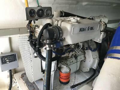 Kilo Pak 20 Kw Marine Diesel Generator 60 Hz