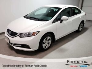 2015 Honda Civic Lx | Remote Start|HTD Seats| Camera|Local