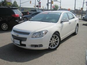 2008 CHEVROLET MALIBU LTZ | Leather • Sunroof • V6