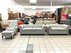 VICTORIA  3 SEATER+2 SEATER +WINGCHAIR Leumeah Campbelltown Area Preview