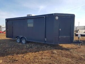 2012 Forest River ORTW822TA3 Enclosed Cargo Trailer