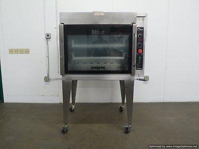 Hardt Blaze Gas 40 Chicken Capacity 50 Rotisserie Ribs Beef Oven Hobart Grocery