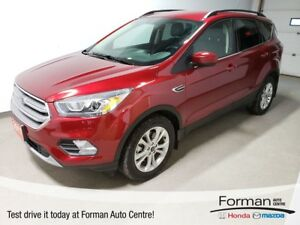 2017 Ford Escape SE |Htd Leather| Pwr Tailgate|Sensors|Local