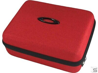 OAKLEY RED ACCESSORY ARRAY ELLIPSE O VAULT CASE SI EXCLUSIVE FOR (Array Sunglasses)
