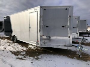 2018 High Country HCH 8.5X22 Enclosed Snowmobile Trailer