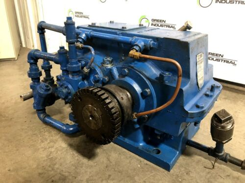 USED FOOTE JONES DRESSER ENCLOSED GEAR DRIVE MODEL 0701-HLE 1800 IRPM RATIO 1.20