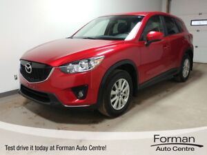 2014 Mazda CX-5 GS - One Owner - Local Trade - Htd. Seats