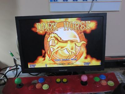 DARK HORSE - RACING HORSE - Jamma PCB for Arcade Game without keyboards