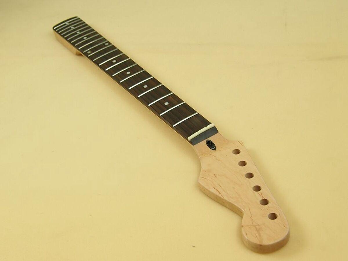 21 frets maple neck rosewood fingerboard for strat electric guitar new ebay. Black Bedroom Furniture Sets. Home Design Ideas