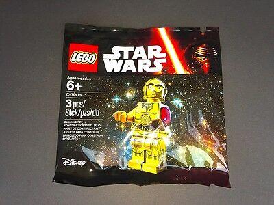 LEGO® 5002948 Star Wars - C-3PO Polybag - Episode 7 Droid C3PO C3-PO Gold TFA EP ()