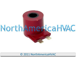 York-Luxaire-Coleman-24v-Heat-Pump-Reversing-Valve-Solenoid-Coil-L30-120000-0YN