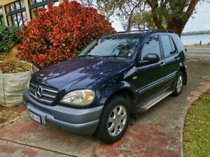 2001 Mercedes ML320 4WD 7 Seater