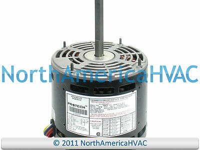 Rheem ruud furnace blower motor 51 22873 01 51 21752 01 ebay for Rheem furnace blower motor replacement