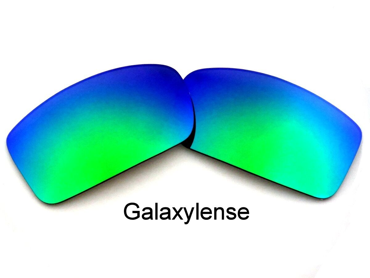Oakley Replacement Lenses For Gascan Emerald Green