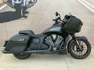 2020 Indian Challenger Dark Horse BL Smoke 1768cc