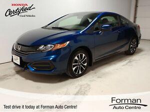 2014 Honda Civic EX - Htd Seats | Backup Cam | New tires!