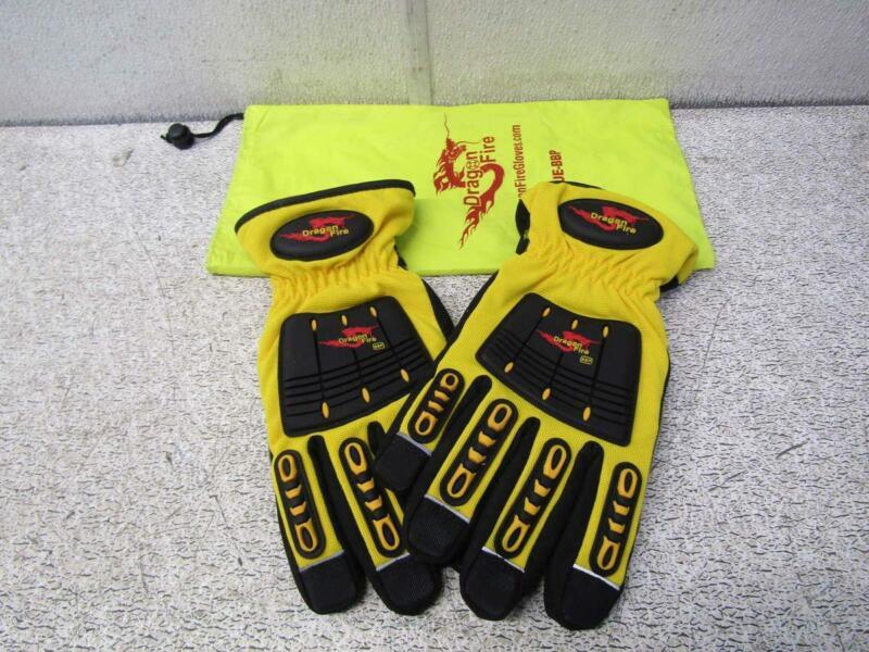 Dragon Fire Next Generation BBP Rescue Gloves Size Large RESCUE-BBP-L