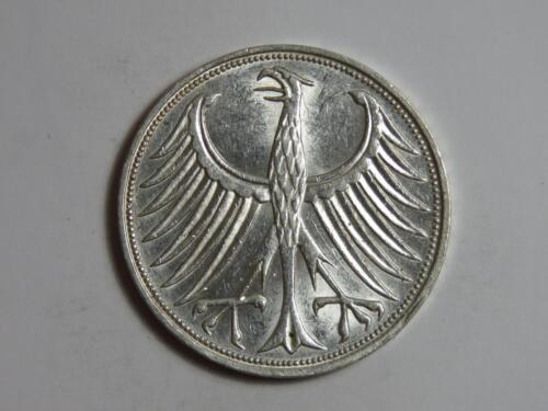 1970-F Germany 5 Mark