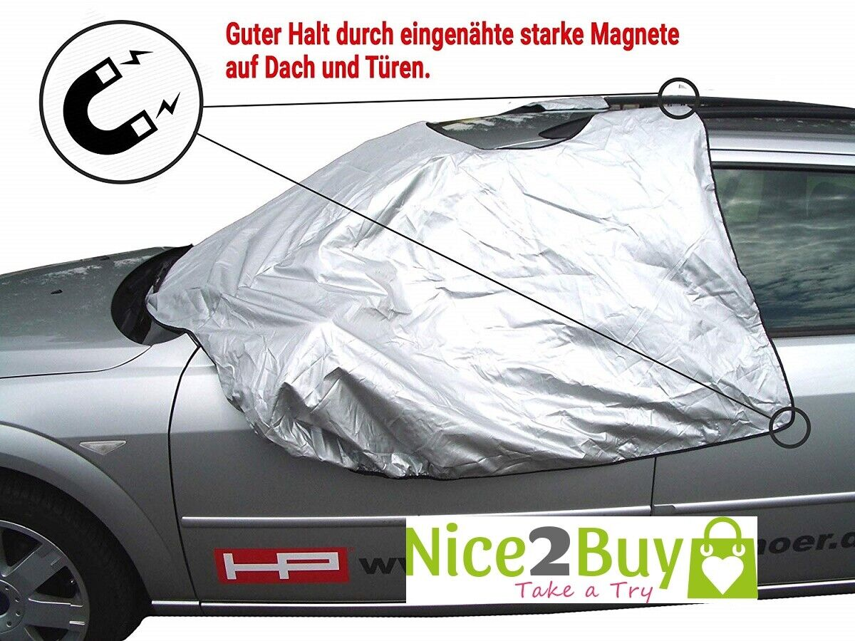 Frontscheibenabdeckung für Peugeot Traveller Langversion Van 01.16