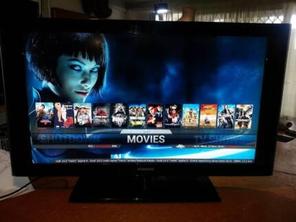 "40"" Samsung Series 5 Full 1080p LCD TV"