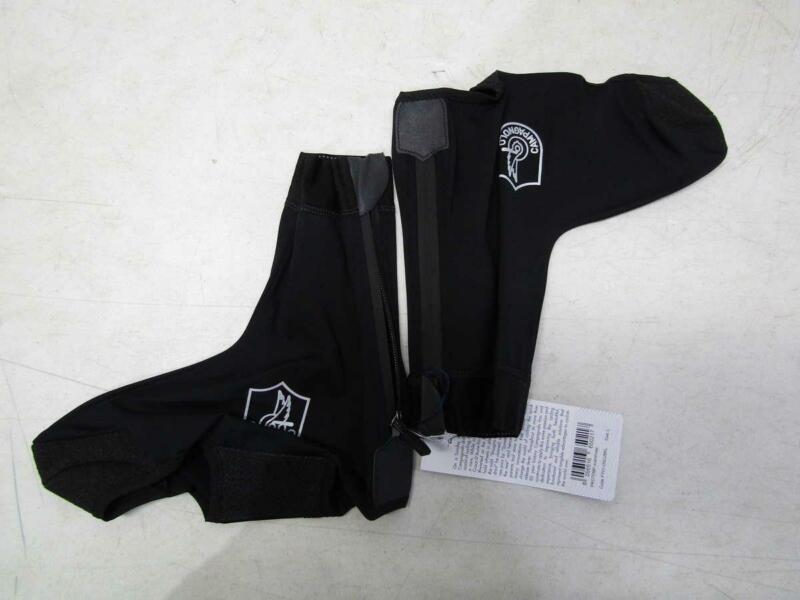 Campagnola Unisex US L PROTEMP Cycling Overshoes Black PT01-OSLU Lot of 2