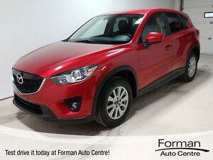 2014 Mazda CX-5 GS - Local trade | Htd Seats | Bluetooth