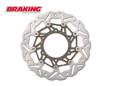 WK015L LEFT BRAKING REAR DISC SK2 VICTORY CROSS COUNTRY TOUR ABS 1731 2015-2016