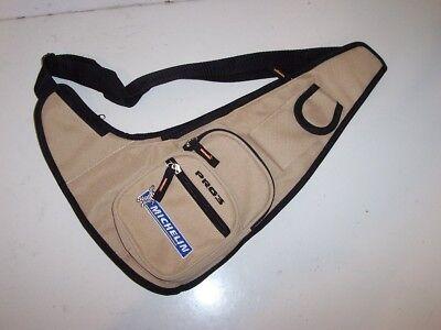 NEW - Michelin Pro-3 Canvas Sling/Shoulder Bag