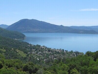 CLEAR LAKE LOT, BEAUTIFUL LAKE VIEW, NORTHERN CALIFORNIA LAND, LOOK - $100.00