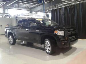 2015 Toyota Tundra PLATINUM 4x4 CREW CAB 4DR 5PASS