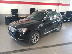2015 BMW X3 XDrive35i - LOADED WITH NAV CLEAN SUV LOW MILEAGE