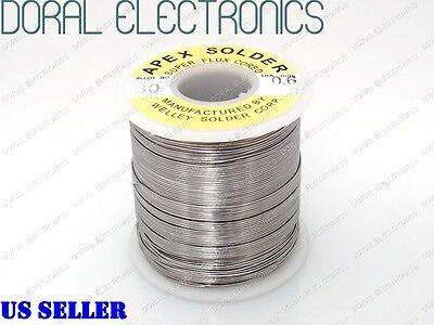 0.6mm 1.0 Lb 453g 6040 Rosin Core Flux Tin Lead Roll Soldering Solder Wire 1lb