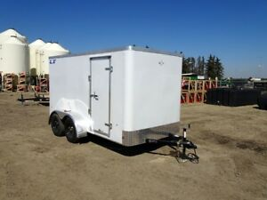 2018 RoyalCargo LCHT35-612-72 Enclosed Cargo Trailer