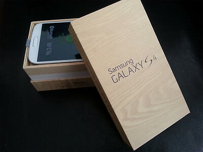 New Samsung Galaxy S4 SGH-M919  16GB  White Frost GSM UNLOCKED (T-MOBILE)