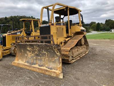 1998 Caterpillar D5m Xl Crawler Dozer