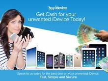 We buy iPhones, iPads | Safe and Secure | CASH PAID | BuyiDevice Kensington Melbourne City Preview