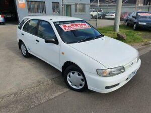 1997 Nissan Pulsar Q 4 Speed Automatic Hatchback
