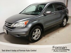 2010 Honda CR-V EX-L - Heated Leather | Sunroof | 4x4