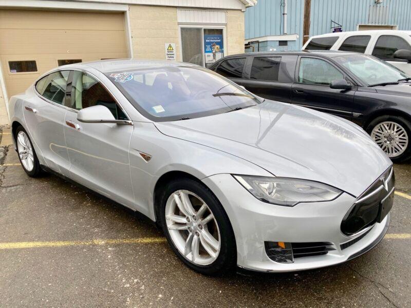 Image 4 Coche Americano usado Tesla Model S 2013